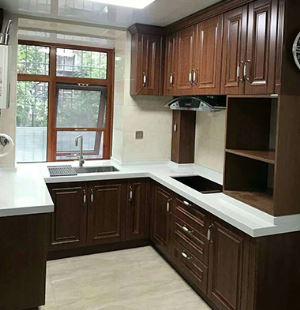 木质橱柜-全屋定制家具