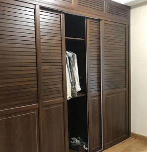木质衣柜定制