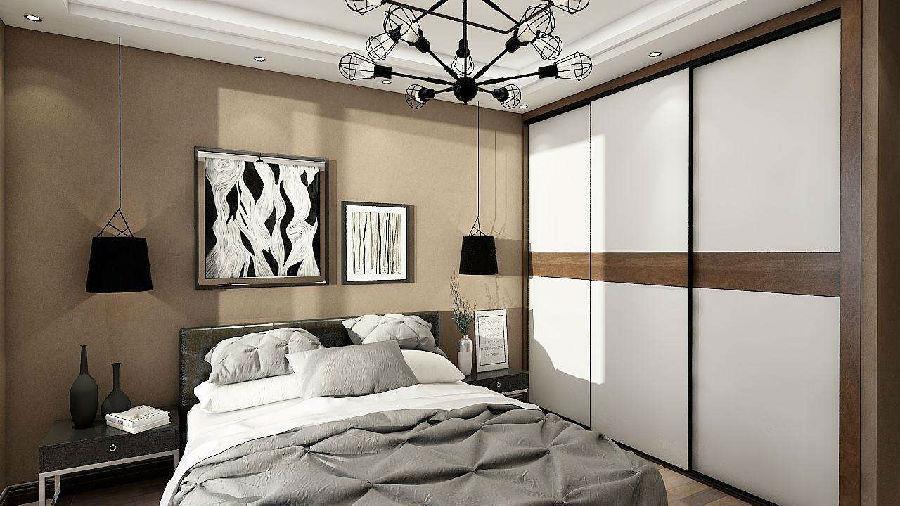 日式风格的全屋实木家具定制,温暖的原木色搭...